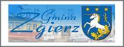 Gmina Zgierz logo frame big