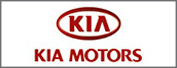 KIA motors logo frame big