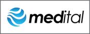 medital logo frame big