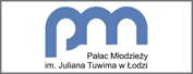 pałac młodzierzy logo frame big